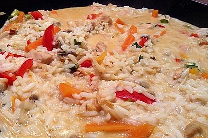 Asiatischer Reissalat (Bild)