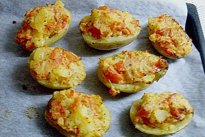 Italienische Ofenkartoffeln 9
