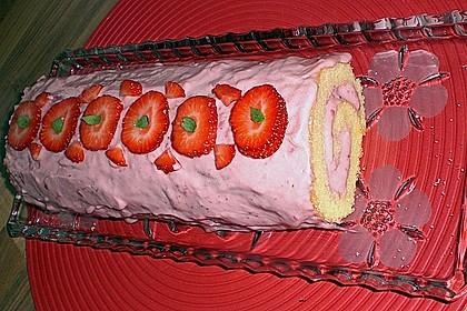Blitzschnelle Gebäckrolle mit Marmelade 28