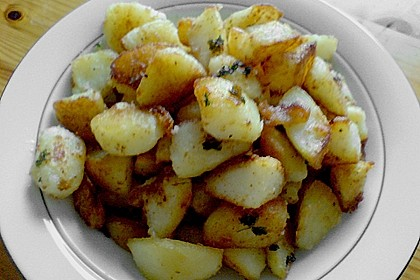 Batatas douradas 6
