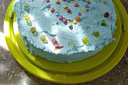 7 - Jahres - Torte 8