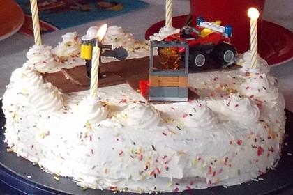 7 - Jahres - Torte 13
