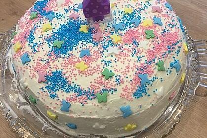 7 - Jahres - Torte 12