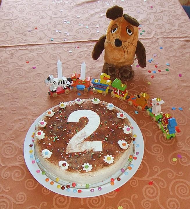 7 Jahres Torte Von Eisibar Chefkoch De