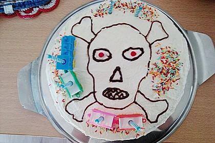 7 - Jahres - Torte 15