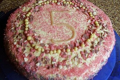 7 - Jahres - Torte 16