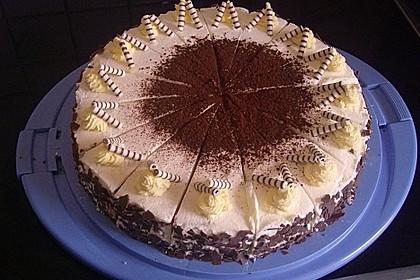 7 - Jahres - Torte 2