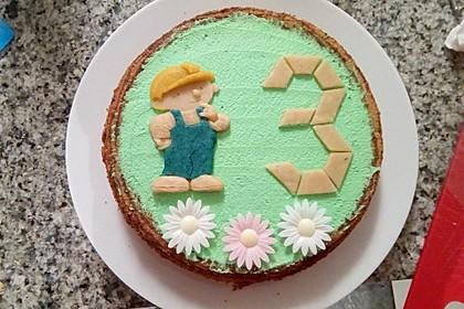 Bob der Baumeister - Torte 7