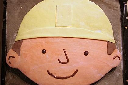 Bob der Baumeister - Torte 4