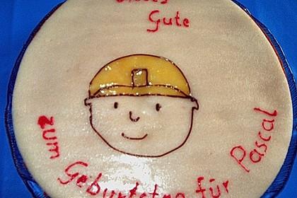 Bob der Baumeister - Torte 12