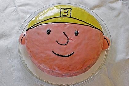 Bob der Baumeister - Torte 6