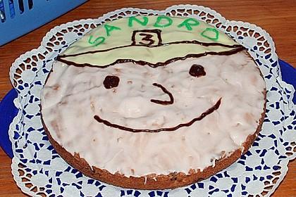 Bob der Baumeister - Torte 18