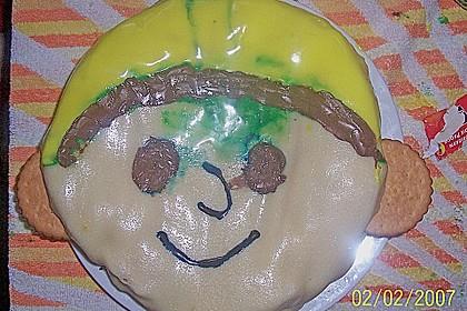 Bob der Baumeister - Torte 22