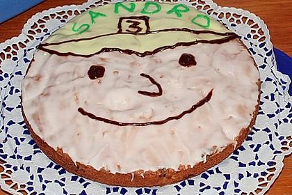 Bob der Baumeister - Torte 11
