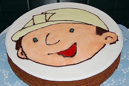 Bob der Baumeister - Torte 2