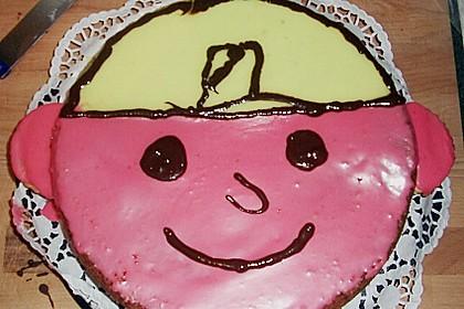 Bob der Baumeister - Torte 23