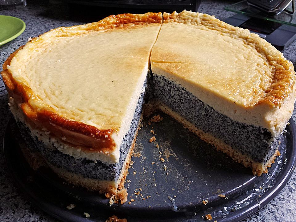 Mohn Schmand Kuchen Von Kathi33 Chefkoch De