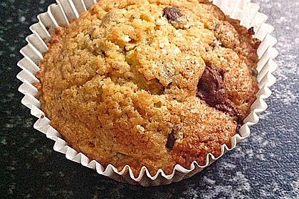 Schoko - Nuss Muffins 7
