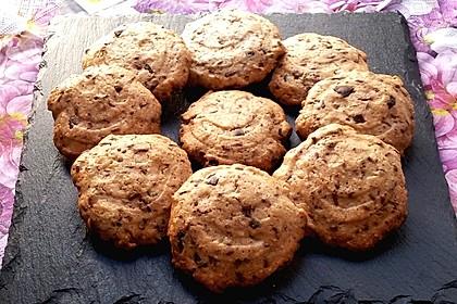 Haselnuss - Cookies