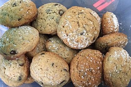 Haselnuss - Cookies 1