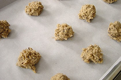 Haselnuss - Cookies 25