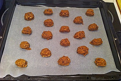 Haselnuss - Cookies 33