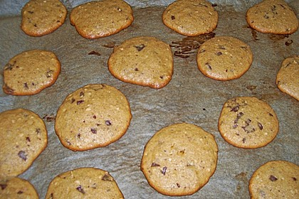 Haselnuss - Cookies 21