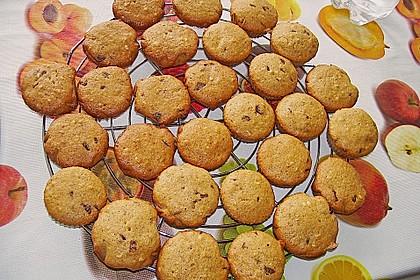 Haselnuss - Cookies 11