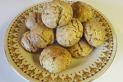 Haselnuss - Cookies 13