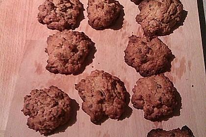 Haselnuss - Cookies 30
