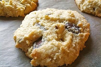 Haselnuss - Cookies 9