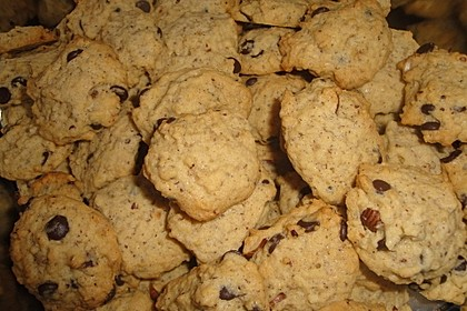 Haselnuss - Cookies 14