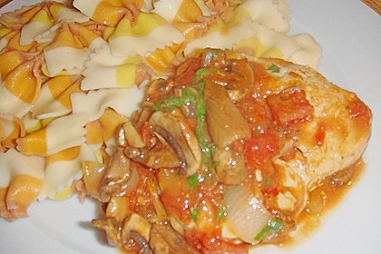 Tomatige Putenschnitzel 3