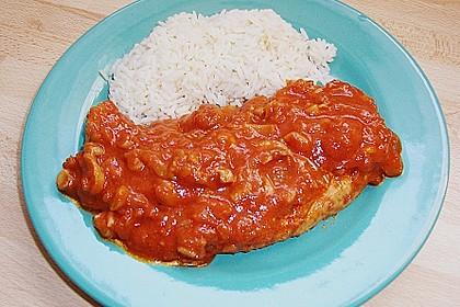 Tomatige Putenschnitzel 8