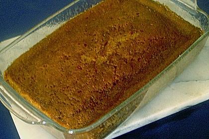 Lauwarmer Karamell - Vanille - Pudding aus Südafrika 1