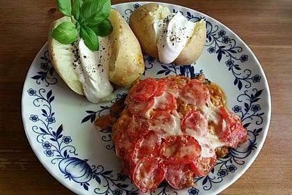 Italienische Steaks 1