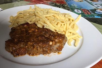Italienische Steaks 21