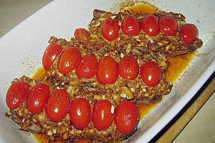 Italienische Steaks 11