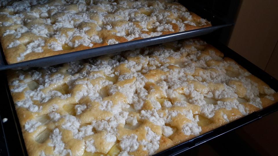 Ananas Kokos Kuchen Vom Blech Von Franhos Chefkoch De