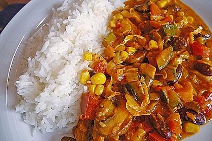 Afrikanischer Erdnusseintopf 12