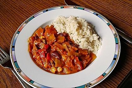 Afrikanischer Erdnusseintopf 6
