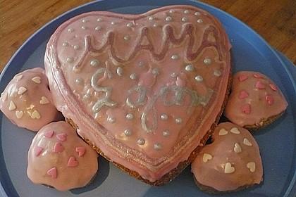 Grieß - Nuss - Kuchen (Bild)