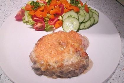 Fettarme Ofenschnitzel 8