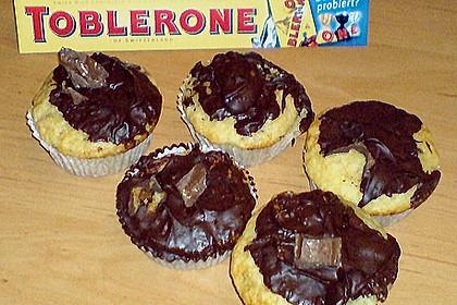 Mini - Toblerone - Muffins 1
