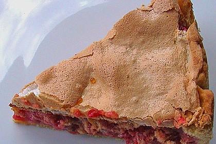 Rhabarber- oder Träubleskuchen mit Haselnussbaiser nach Großmutters Art 5