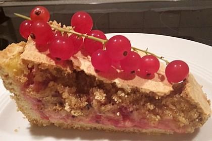 Rhabarber- oder Träubleskuchen mit Haselnussbaiser nach Großmutters Art 6