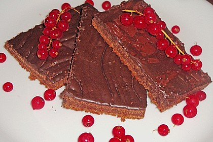 Einfacher Schokoladenkuchen vom Blech 1