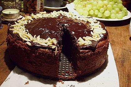 Chocolate Truffle Cake 7