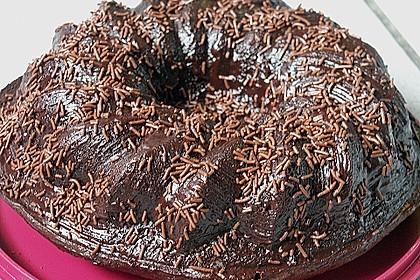 Chocolate Truffle Cake 21