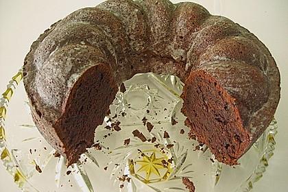 Chocolate Truffle Cake 23